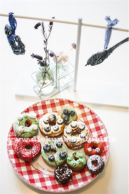 Grundrezept für Donuts