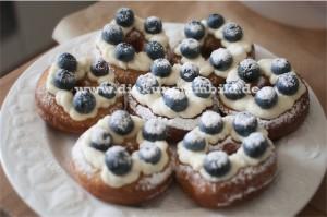 Grundrezept Donuts